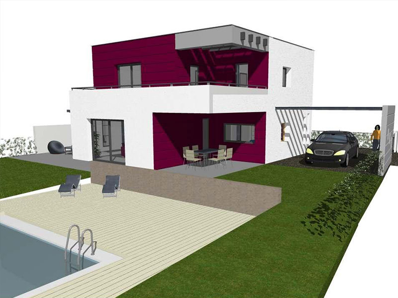 Conception et réalisation de votre maison dans le Doubs